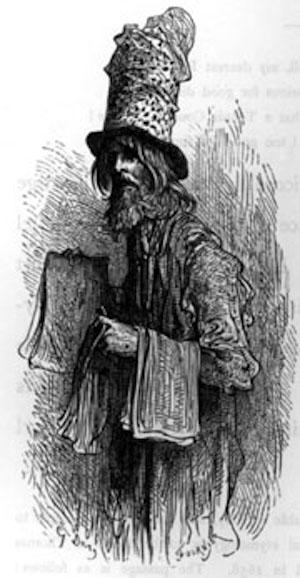 Doré,_Gustave_-_Three_London_pedlars_-_tall_man