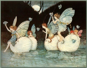 'Fairy_Islands'_from_the_book_Elves_and_Fairies_1916_by_Ida_Rentoul_Outhwaite
