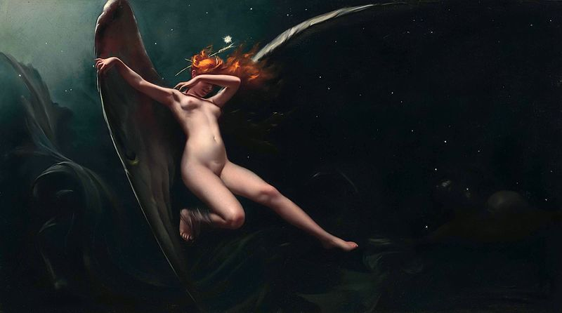 A_Fairy_Under_Starry_Skies,_by_Luis_Ricardo_Falero