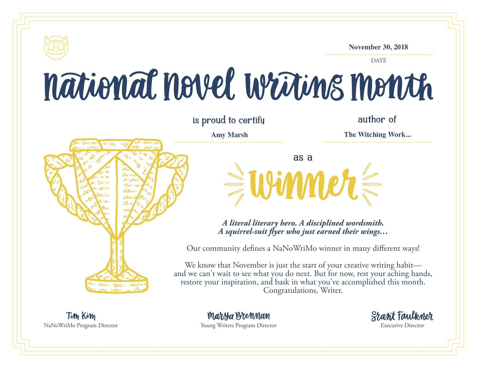 NaNo-2018-Winner-Certificate